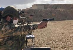 TSKdan Libya Silahlı Kuvvetleri personeline Üs Savunma Eğitimi