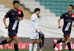 Bursaspor-Antalyaspor: 0-3