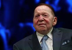 ABDde İsraile desteği ile bilinen Kumarhaneler Kralı Sheldon Adelson öldü