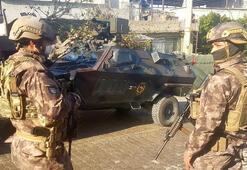 Drone destekli uyuşturucu operasyonu Kıskıvrak yakalandılar