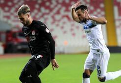 Sivasspor-Adana Demirspor: 2-1