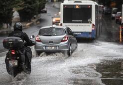 Ankara için sağanak uyarısı Valilik duyurdu