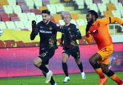 Yeni Malatyaspor-Galatasaray: 1-1