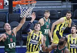 Fenerbahçe Beko-Baskonia: 96-76