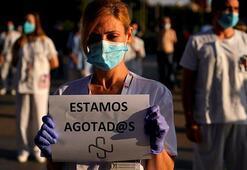İspanya ve Portekizde vaka ve ölüm sayıları artıyor
