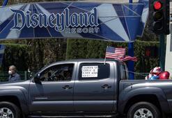 ABDde Disneyland, Kovid-19 aşı merkezi olarak kullanılacak