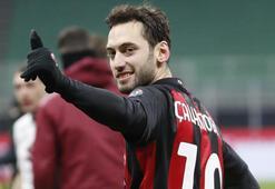 Son sözü Hakan söyledi, Milan çeyrek finale yükseldi