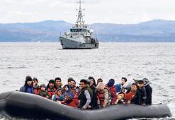 Ege'de göçmenlereeziyete soruşturma