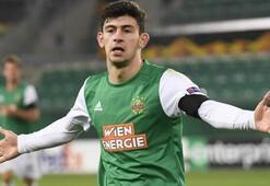 Rapid Wien, Yusuf Demire 10 milyon euro değer biçti