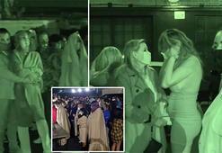 Son dakika: Swinger partisine baskın Dans direkleri, yataklar, kafesler...