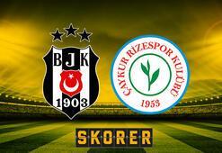 Beşiktaş Rizespor maçı ne zaman, saat kaçta, hangi kanalda
