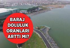 3 gün süren yağışlar baraj doluluk oranlarını nasıl etkiledi İstannbulda baraj doluluk oranları kaça yükseldi