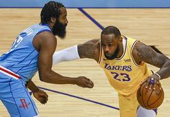 NBAde Lakers üst üste üçüncü galibiyetini aldı