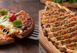 Sosyal medyada anket başlattı Pizza mı, pide mi sorusuna bu yanıt geldi