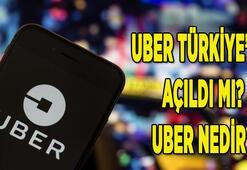 Uber Türkiyede açıldı mı Uber taksi nedir