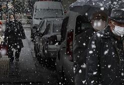 Son dakika | Meteoroloji uyarmıştı Ankaranın yüksek kesimlerinde kar yağışı başladı