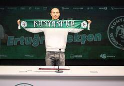 Son dakika | Konyaspor, Ertuğrul Tekşen ve Diomande ile sözleşme imzaladı