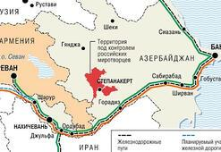 Son Dakika: Yeni harita yayınlandı Türkiye ve Azerbaycan...