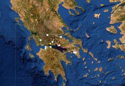 Son dakika... Yunanistanda deprem fırtınası