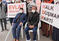 HDP önündeki evlat nöbetinde 499uncu gün Aile sayısı 188 oldu