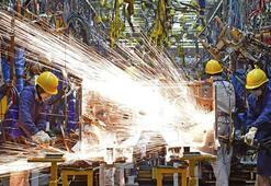 ABde sanayi üretimi arttı