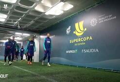 Barça, Real Sociedad maçına hazır