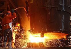 Sanayi sektörü salgının olumsuz etkilerini üzerinden atıyor