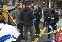 Yıkıma gelen ekibe silahlı saldırı 1i avukat 2 kişi yaralandı