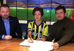Son dakika | Fenerbahçe, Arda Gülerle 2.5 yıllık sözleşme imzaladı