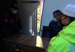 Apartta şüpheli ölüm Başına poşet geçirilmiş halde bulundu