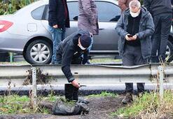 Esrarengiz olay Çantadan ceset parçaları çıktı