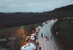 Son dakika İstanbulda helikopter düştü iddiası: Valilik açıkladı