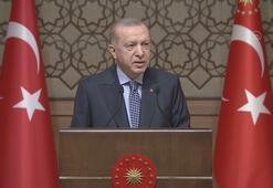Erdoğandan net mesaj:Cezalar kesilince kuzuya döndüler
