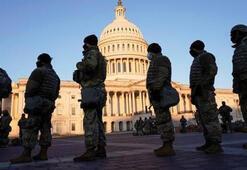 Washingtondaki güvenlik önlemleri üst düzeye çıkarıldı