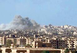 İsrail'den Deyrizor'a saldırı: 60 ölü
