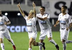 Libertadores Kupasında FC Santos adını finale yazdırdı