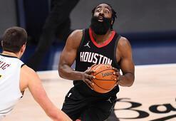NBAde dev takas gerçekleşti Hardenın yeni adresi belli oldu