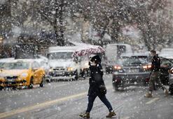 Kar İstanbula ne zaman yağacak Kar yağışı saat kaçta başlayacak