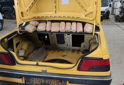 4 milyon liralık uyuşturucuyu 5 bin TL'ye taşırken yakalandı