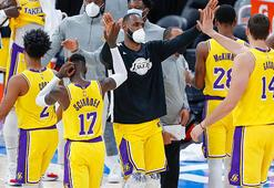 NBAde Lakers ve Bucks kazanmaya devam etti