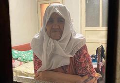 Anne- kız, komşunuz' diyerek evine girdikleri yaşlı kadının parasını gasbetti
