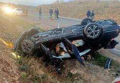 Kilis'te feci kaza Ölü ve yaralılar var