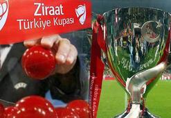 Ziraat Türkiye Kupasında çeyrek ve yarı final kuraları yarın çekilecek
