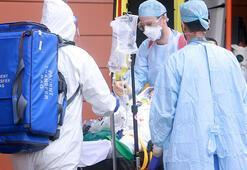 Resmen felaket: Oteller de hastaneye döndü
