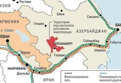 Demiryolları Güney Kafkasyanın kaderini değiştirecek