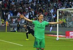 Karşınızda Real Madridin Süper Kupa golcüleri