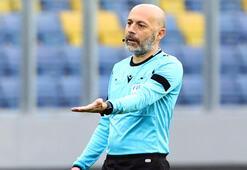 Son dakika | Beşiktaş - Galatasaray derbi Cüneyt Çakırın