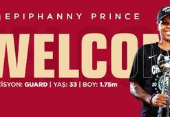 Son dakika | Epiphanny Prince Galatasaray'da