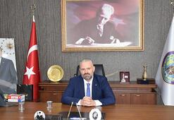 Menemende AK Partili Aydın Pehlivan göreve başladı