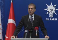 AK Parti Sözcüsü Çelik: Kimseye laf söylemek düşmez